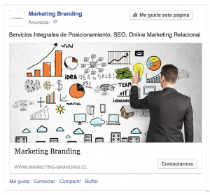 facebook ads, anuncios facebook, marketing branding