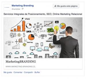 Anuncio Facebook, facebook ads, marketing branding