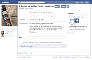 anuncios facebook, marketing branding, publicar evento en facebook