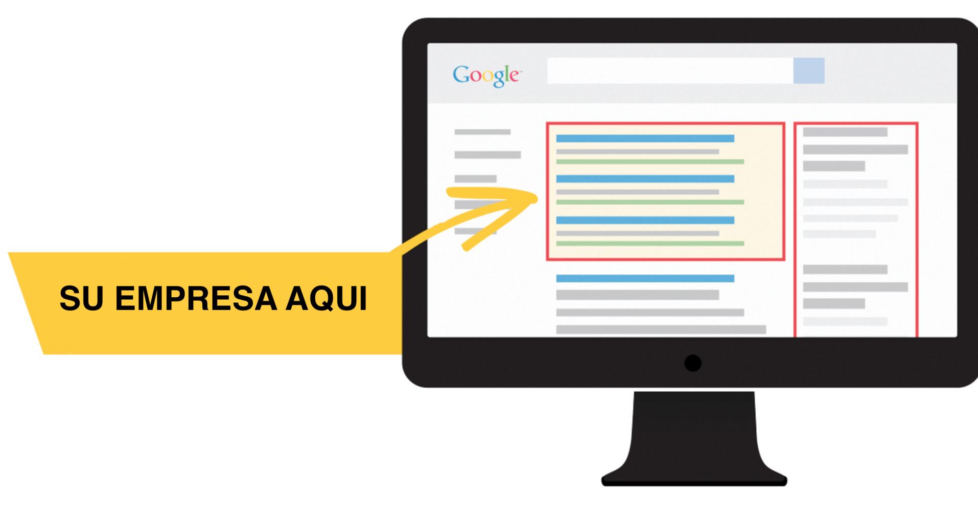 captacion de clientes, posicionamiento google adwords, google adwords