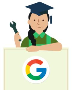 cursos google chile, cursos google
