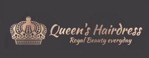 queens hairdress logo