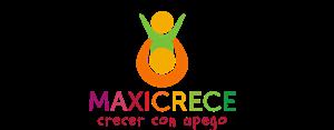 maxicrece, maxicrece logo