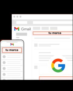 publicidad en gmail, publicidad en gmail chile, gmail ads
